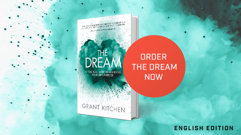 Order THE DREAM book now