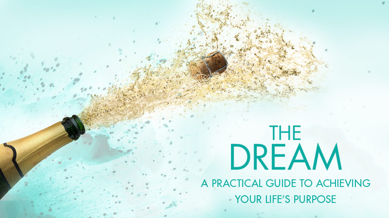 THE DREAM is published now! Be part of it!